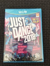 BRAND NEW & SEALED Just Dance 2018 (Nintendo Wii U) FREE SHIPPING - €32,00 EUR