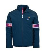NCAA Kansas Jayhawks Adult men Tundra Team Text Jacket,XL,Navy - $54.95