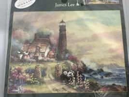 Candamar Evening Light Picture Embellished Cross-Stitch Kit 51301 NEW Li... - $33.81