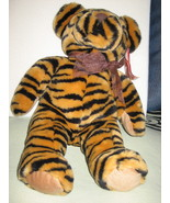 1996 Fiesta Cuddle Bean Bag Tiger - $20.00