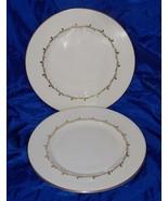 2 Royal Doulton Rondo Salad Plates Plate China 17887 - $29.09