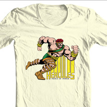 Hercules Prince of Power t shirt Marvel comics The Champions cotton graphic tee image 1