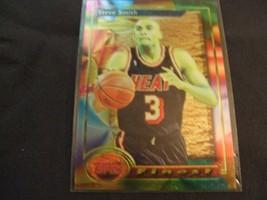 1993-94 Topps Finest #70 Steve Smith -Miami Heat- - $3.12