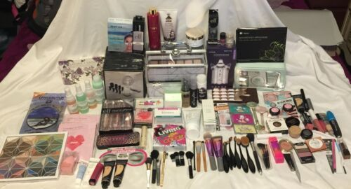 18+lb Lot Makeup Skin Care Tria MAC Mario Badescu Lorac Too Faced Sephora Buxom