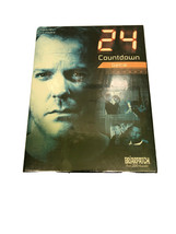 24 Countdown Game Jack Bauer  Briarpatch   Ages 12+  2-4 players  New - $9.31