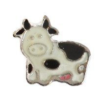 Cow Charm for Floating Locket (LCHM-186) - $0.99