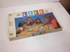 The Game Of Life Milton Bradley 1979 Complete! Great Condition! Vintage - $56.09