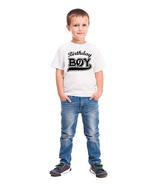 Sports Birthday Shirt, Personalized Baseball Birthday Shirt with Age - $11.99