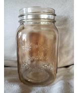 Jardin Brown Glass Mason Jar - No Lid - 500 ml - $9.99