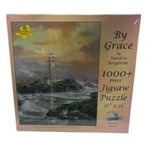 SunsOut By Grace Jigsaw Puzzle Sandra Bergeron 1000+  Pcs  Lighthouse - $24.99