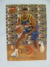LaPhonso Ellis Denver Nuggets 1993 Fleer Ultra Rookie Basketball Card 1 - $0.98