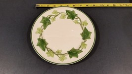 Vintage set of four 8.75 inch luncheon plates Franciscan Ivy - $24.00