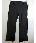WED'ZE/DECATHLON LADIES BLACK SKI/SNOWBOARD PANTS-XS-NWT-100% POLYESTER-... - $18.99