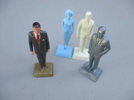 Marx President Lot Nixon JFK John F Kennedy Jackie Jacqueline Character ... - $25.44