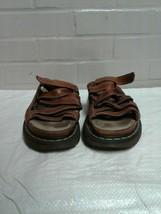 Men's Dr Martens Brown Size 8 / 41 Open Toe Sandals - $18.80