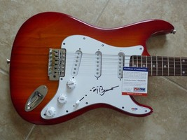 Tony Bennett IP Signed Autographed Electric Guitar PSA Certified I Left ... - $599.99
