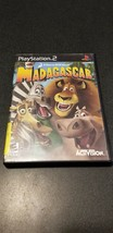 Madagascar (Sony PlayStation 2, 2005) - $2.97