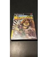 Madagascar (Sony PlayStation 2, 2005) - $2.97
