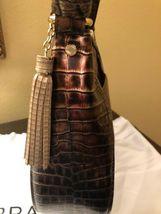 BRAHMIN AMIRA SHOULDER BAG BROWN MILAN  STUNNING COLOR NWT P30108800032 image 3