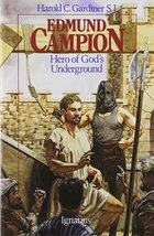 Edmund Campion: Hero of God's Underground (Vision Books) [Paperback] Har... - $7.42