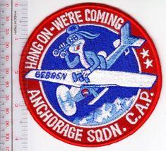 US Civil Air Patrol CAP Alaska Anchorage Composite Squadron USAF AUX  - $10.99