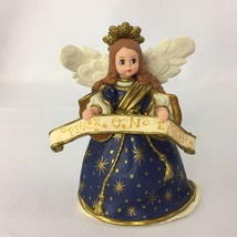 Madame Alexander Red Queen Hallmark Keepsake Ornaments & Angel of the Na... - $19.99