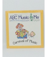 Kindermusik ABC Music & Me Carnival Of Music Audio CD - $11.61