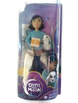 Netflix Over the Moon Fei Fei & Bungee Figure, Fashion Doll w/ Removable... - $11.88