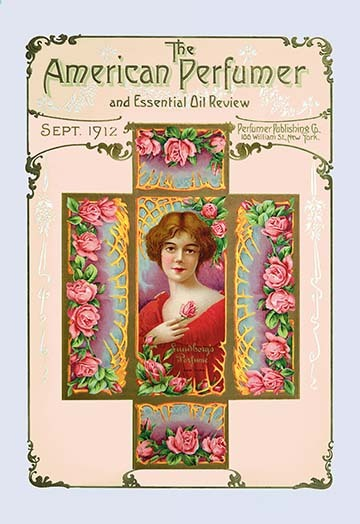 Primary image for American Perfumer and Essential Oil Review, September 1912 - Art Print