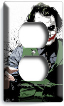 SAD JOKER BATMAN DARK KNIGHT OUTLET WALL PLATES NEW COLLEGE DORM ROOM AR... - $9.99