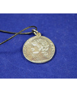 Antinous, Antinoos Sterling Silver Medallion - $74.90