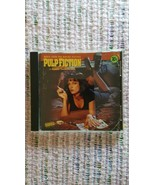 Pulp Fiction CD, Sep-1994, MCA Various Artists : Pre-owned, excellent co... - $5.00