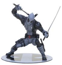 PVC Action Figures Superhero - 12cm (GRAY DEADPOOL) Marvel Toys OPP - $19.95