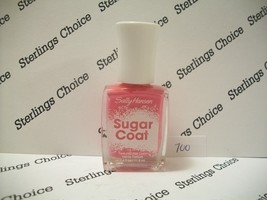 Sally Hansen Sugar Coat Textured Nail Color Polish #700 Cotton Candies - $5.46