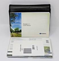 2011 Subaru Owner Manual & OEM Factory Booklets Sealed NIP Clean  - $32.12