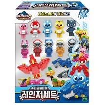 Miniforce Ranger Figure Set Super Dinosaur Power 2 Toy Korean Edition