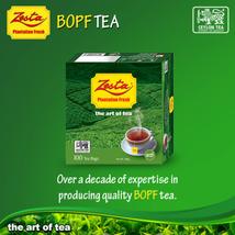 Pure Ceylon BOPF Black Tea - Zesta 100 Tea Bags 200g. Free Shipping - $13.10