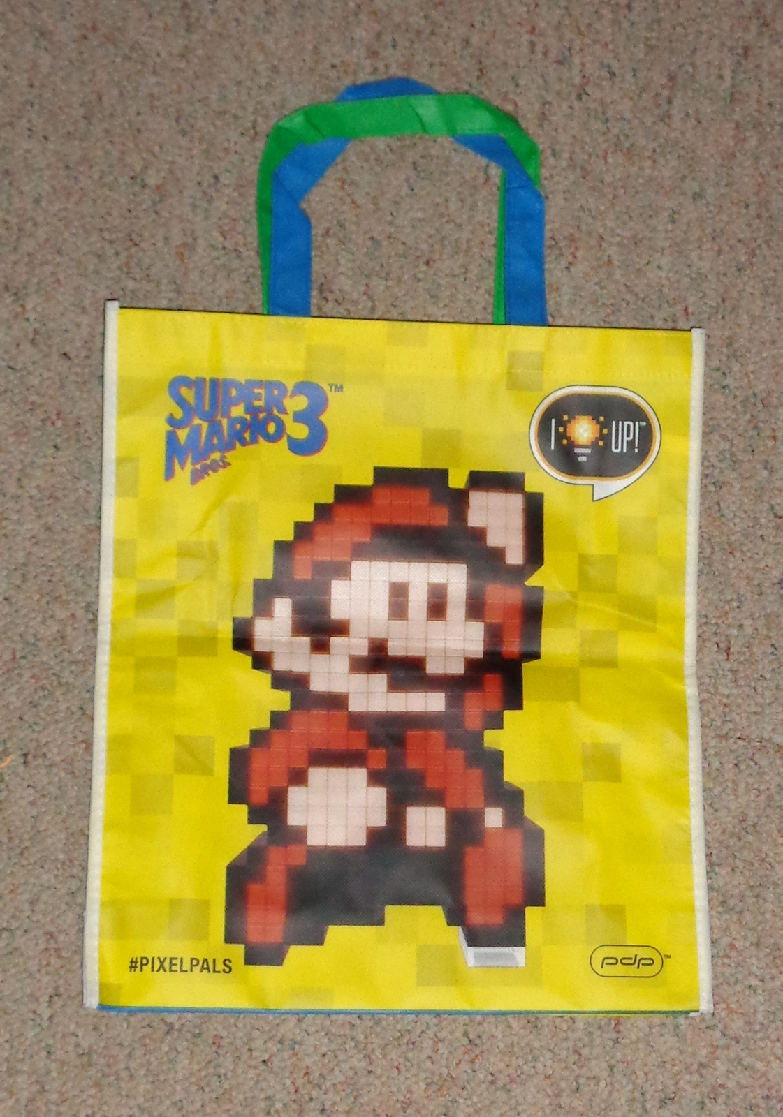 Nintendo Super Mario Bros 3 Luigi Video Game And 50 Similar Items