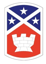194th Engineer Brigade Sticker Military Armed Forces Sticker Decal M107 - $1.45+