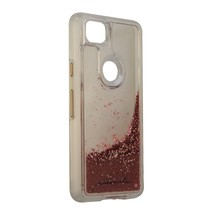 Case-Mate Waterfall Series Case for Google Pixel 2 - Clear/Pink Glitter - $16.49