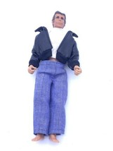 "Vintage The Fonz Action Figure Doll Mego 1976 Happy Days 8"" Poseable Fon... - $31.53"