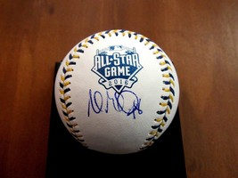 ANDREW MILLER INDIANS YANKEES CLOSER SIGNED AUTO 2016 ALL-STAR BASEBALL ... - $89.09