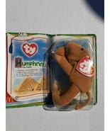 TY Humphrey New In Box Born 1994 - $29.70