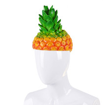 Cospty Carnival Party Fruit Pineapple Cosplay New Desgin Funny Hat - $19.99