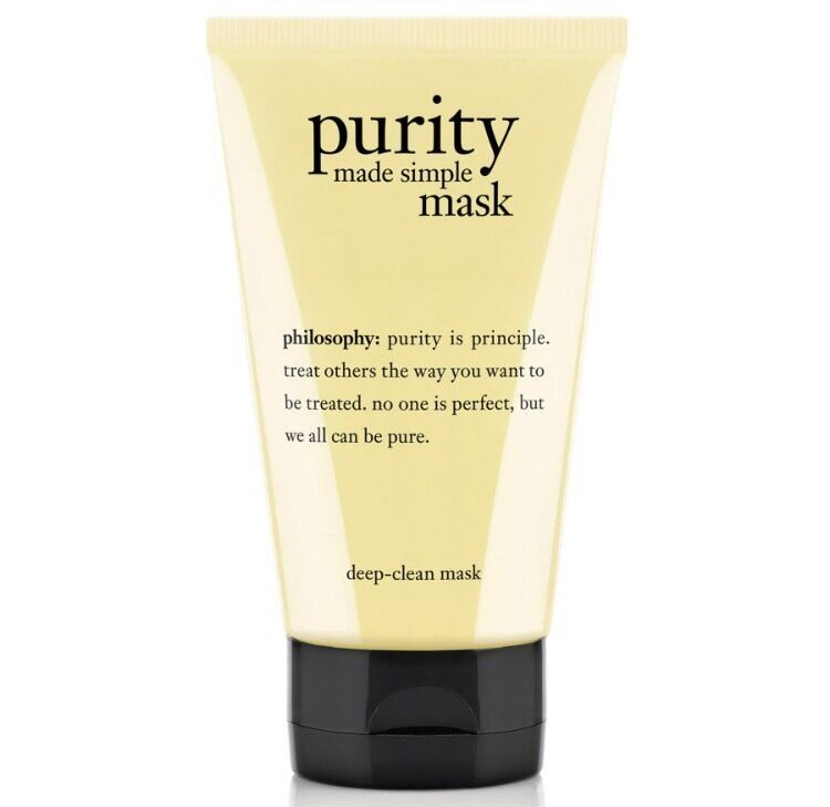 Philosophy Purity Made Simple Deep Clean Mask 6oz - $17.82