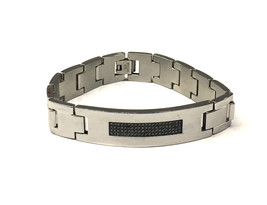 Men's Stainless Steel Stainless Steel Bracelet - $39.00