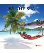 """2020 Large Wall Calendar -""""by The Sea"""" by Goldistock - 12"""" x 24"""" Open - ... - $14.65"""
