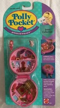 Polly Pocket Jeweled Palace Ruby Compact NEW & SEALED Vintage MOC 1992 - $130.49