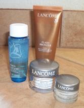 lancome skin make up kit of 4 new - $17.06
