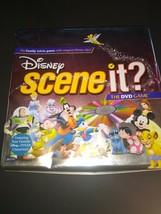 Disney Scene It? Deluxe Edition 100% Complete Game 2005 W/Collectors Tin  - $25.74